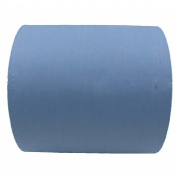 woodpulp/cellulose blue industrial wipes